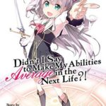 [PDF] [EPUB] Didn't I Say To Make My Abilities Average In The Next Life?! Light Novel Vol. 1 Download
