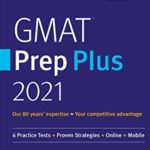 [PDF] [EPUB] GMAT Prep Plus 2021: 6 Practice Tests + Proven Strategies + Online + Mobile Download