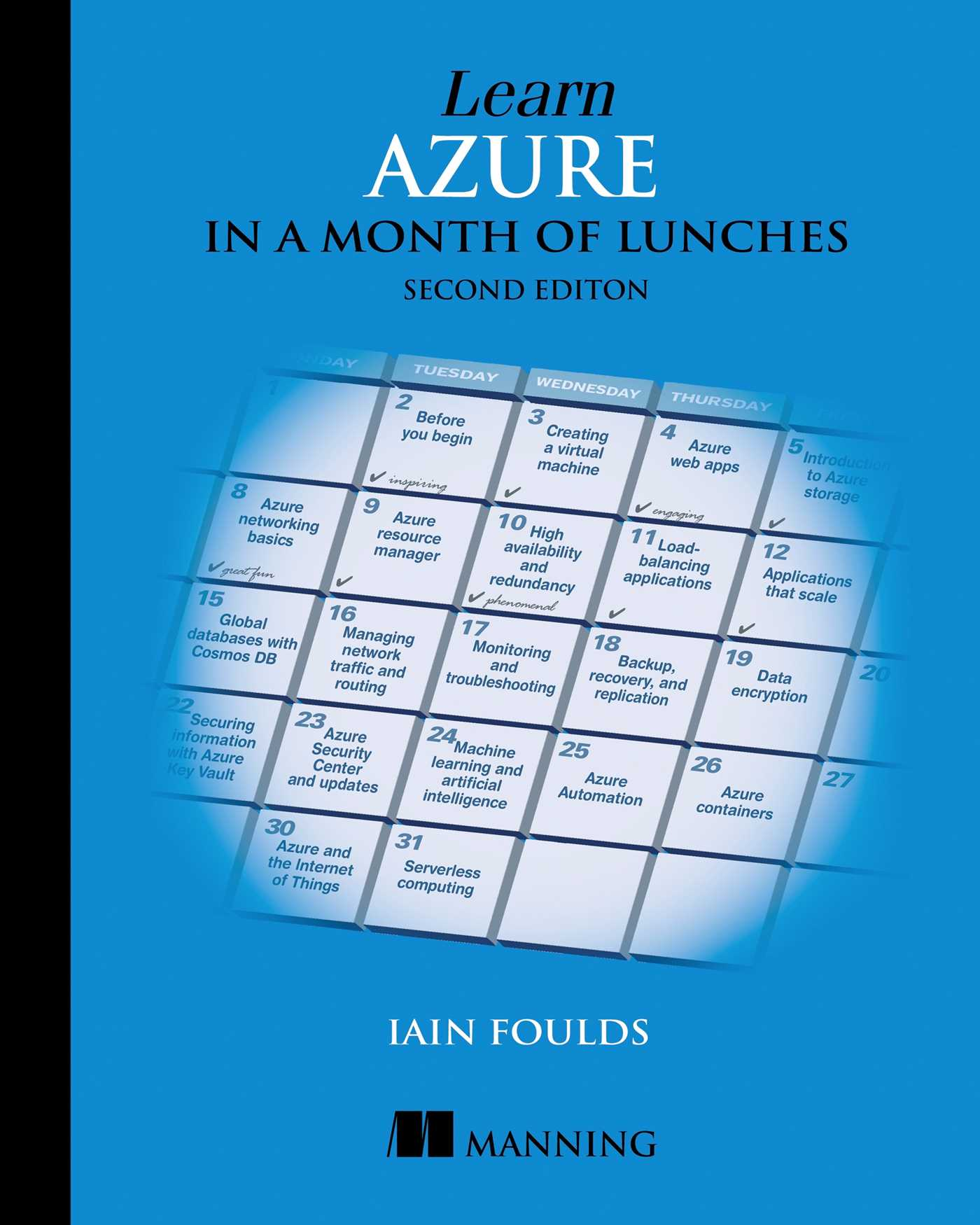 [PDF] [EPUB] Learn Azure in a Month of Lunches, Second Edition Download by Iain Foulds