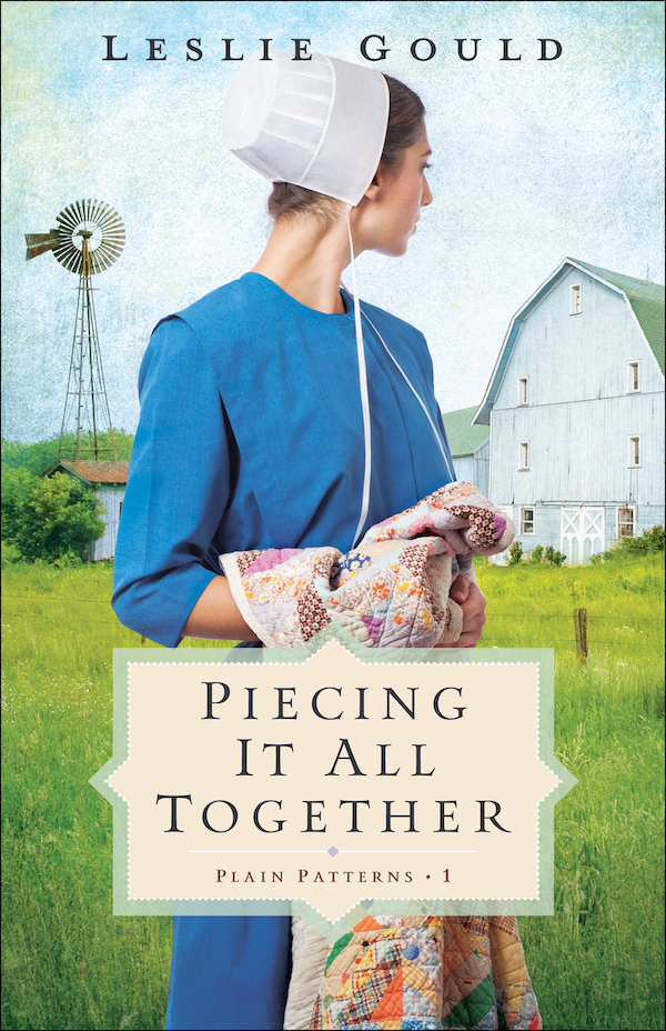 [PDF] [EPUB] Piecing It All Together (Plain Patterns, #1) Download by Leslie Gould