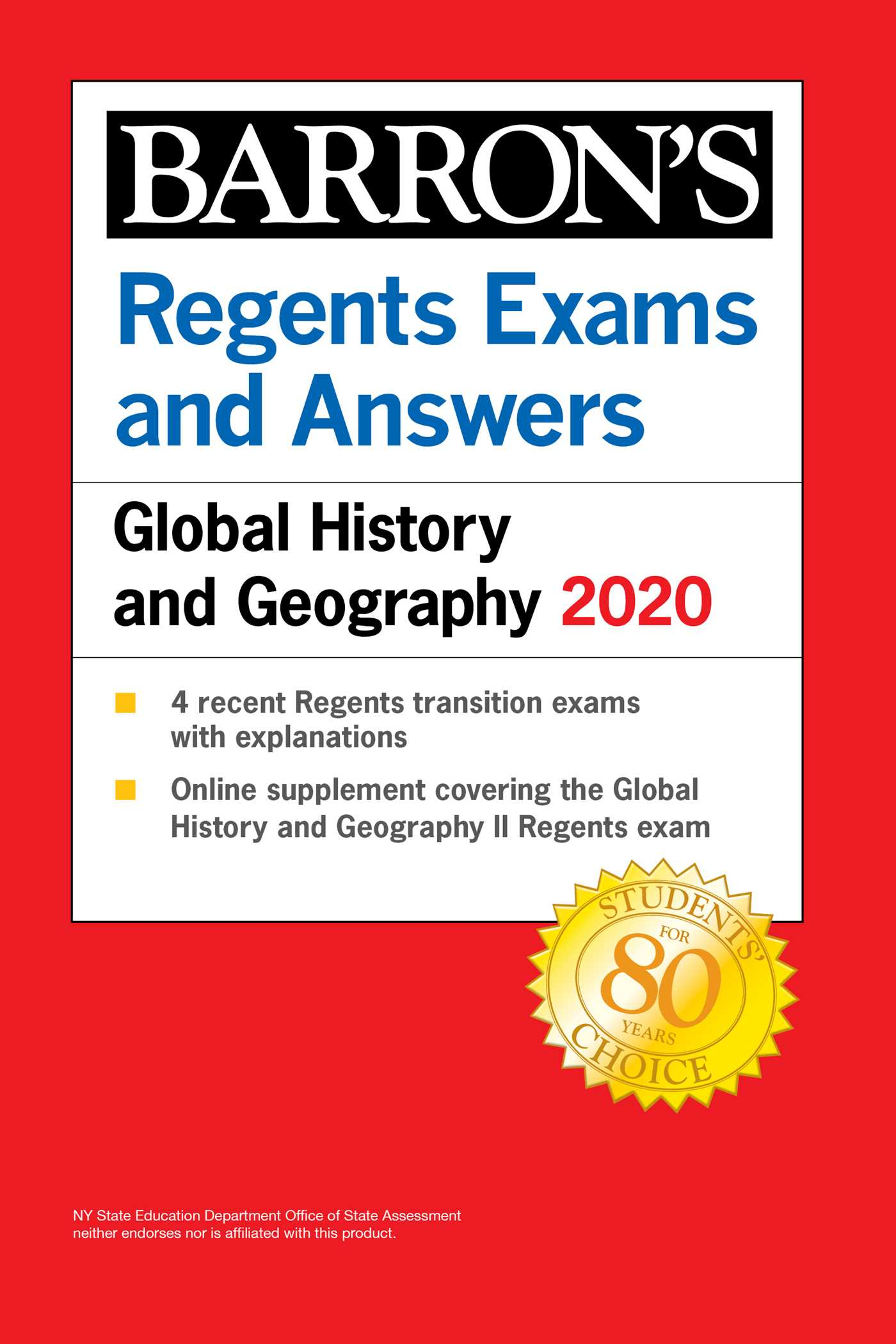 PDF EPUB Regents Exams and Answers: Global History and ...