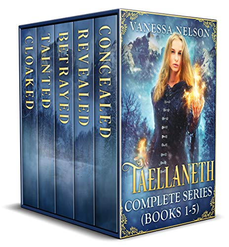 [PDF] [EPUB] Taellaneth Complete Series (Books 1-5) Download by Vanessa  Nelson