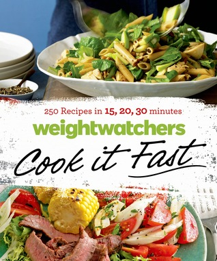 [PDF] [EPUB] Weight Watchers Cook it Fast: 250 Recipes in 15, 20, 30 Minutes Download by Weight Watchers