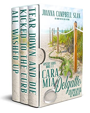 [PDF] [EPUB] Cara Mia Delgatto Mysteries, Box Set #1: Three Full-Length Mysteries Celebrating Friendship, Families, and Fur-Babies! (Cara Mia Delgatto Mystery Series) Download by Joanna Campbell Slan