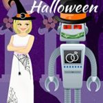[PDF] [EPUB] Hitched on Halloween: A Cozy Mystery with a Sci Fi Twist (Dream Droids Book 4) Download