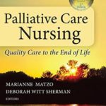 [PDF] [EPUB] Palliative Care Nursing: Quality Care to the End of Life, Fifth Edition Download