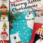 [PDF] [EPUB] Sew Yourself a Merry Little Christmas: Mix and Match 16 Paper-Pieced Blocks, 8 Holiday Projects Download