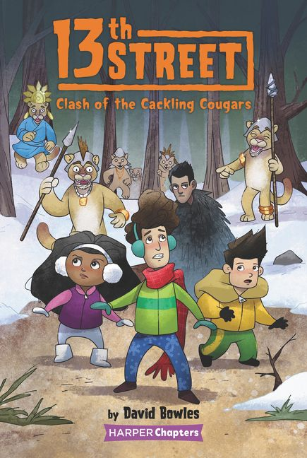 [PDF] [EPUB] Clash of the Cackling Cougars (13th Street #3) Download by David  Bowles