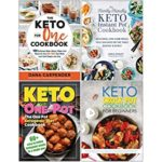 [PDF] [EPUB] The Keto For One Cookbook, The Family-Friendly Keto Instant Pot Cookbook, The One Pot Ketogenic Diet Cookbook, The Keto Crock Pot Cookbook For Beginners 4 Books Collection Set Download