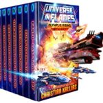 [PDF] [EPUB] Universe in Flames – Olympus Rising (7 Books + 2 Extras) Box Set: An Epic Space Opera Adventure Download