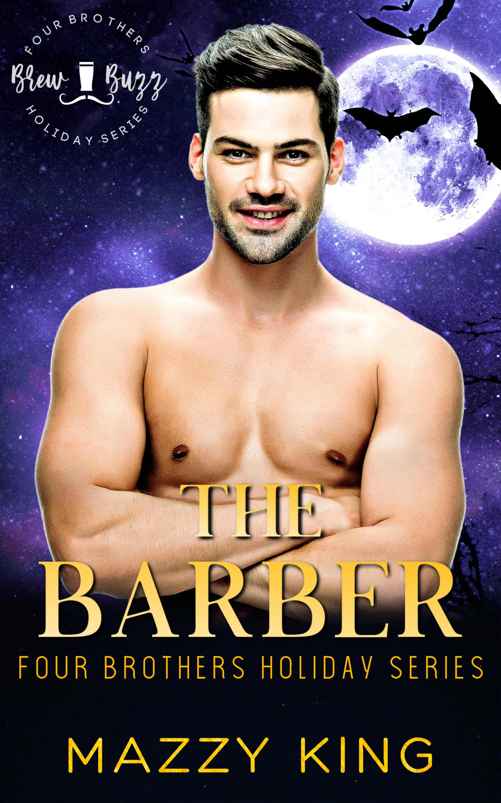 [PDF] [EPUB] The Barber (Four Brothers Holiday #1) Download by Mazzy King