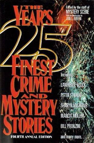 [PDF] [EPUB] The Year's 25 Finest Crime and Mystery Stories: Fourth Annual Edition Download by Jon L. Breen