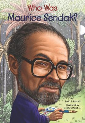 [PDF] [EPUB] Who Was Maurice Sendak? Download by Janet B. Pascal