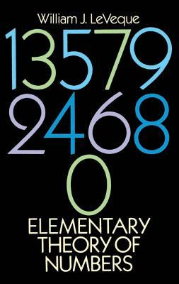 [PDF] [EPUB] Elementary Theory of Numbers Download by William J. LeVeque