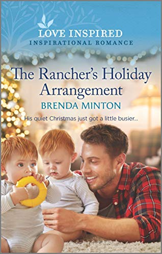 [PDF] [EPUB] The Rancher's Holiday Arrangement (Mercy Ranch #6) Download by Brenda Minton