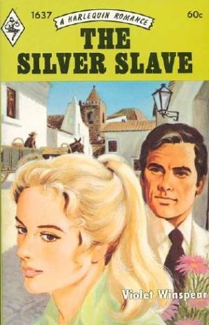 [PDF] [EPUB] The Silver Slave Download by Violet Winspear