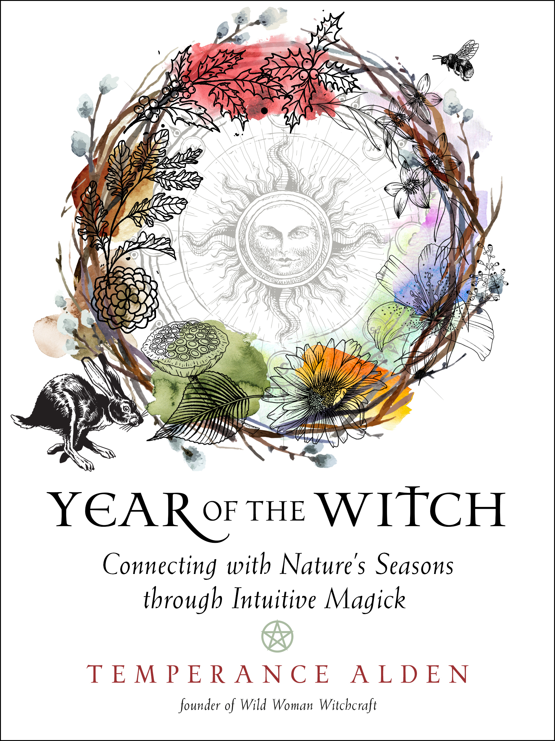 [PDF] [EPUB] Year of the Witch: Connecting with Nature's Seasons through Intuitive Magick Download by Temperance Alden