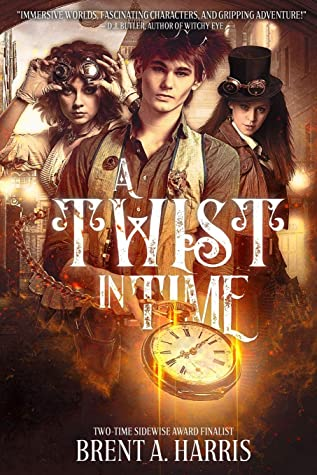[PDF] [EPUB] A Twist in Time Download by Brent A. Harris