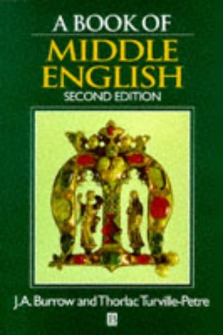 [PDF] [EPUB] A Book of Middle English Download by J.A. Burrow