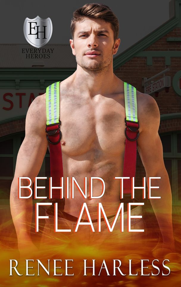 [PDF] [EPUB] Behind the Flame (Home in Carson, #3; The Everyday Heroes World) Download by Renee Harless