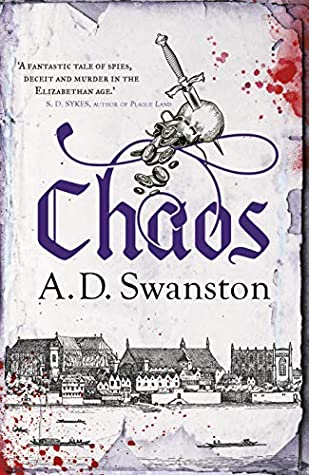 [PDF] [EPUB] Chaos (Christopher Radcliff, #2) Download by A.D. Swanston