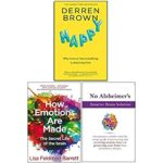 [PDF] [EPUB] Happy Derren Brown, How Emotions Are Made The Secret Life of the Brain, No Alzheimer's Smarter Brain Keto Solution 3 Books Collection Set Download