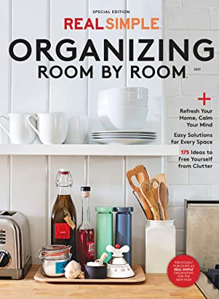 [PDF] [EPUB] Real Simple Organizing Room by Room Download by Real Simple