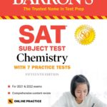 [PDF] [EPUB] SAT Subject Test Chemistry: with 7 Practice Tests Download