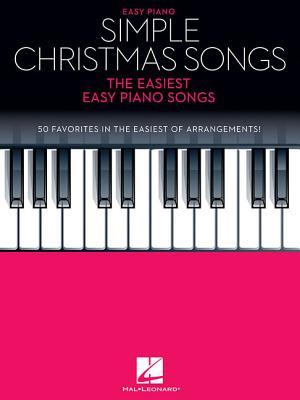 [PDF] [EPUB] Simple Christmas Songs: The Easiest Easy Piano Songs Download by Hal Leonard Corporation