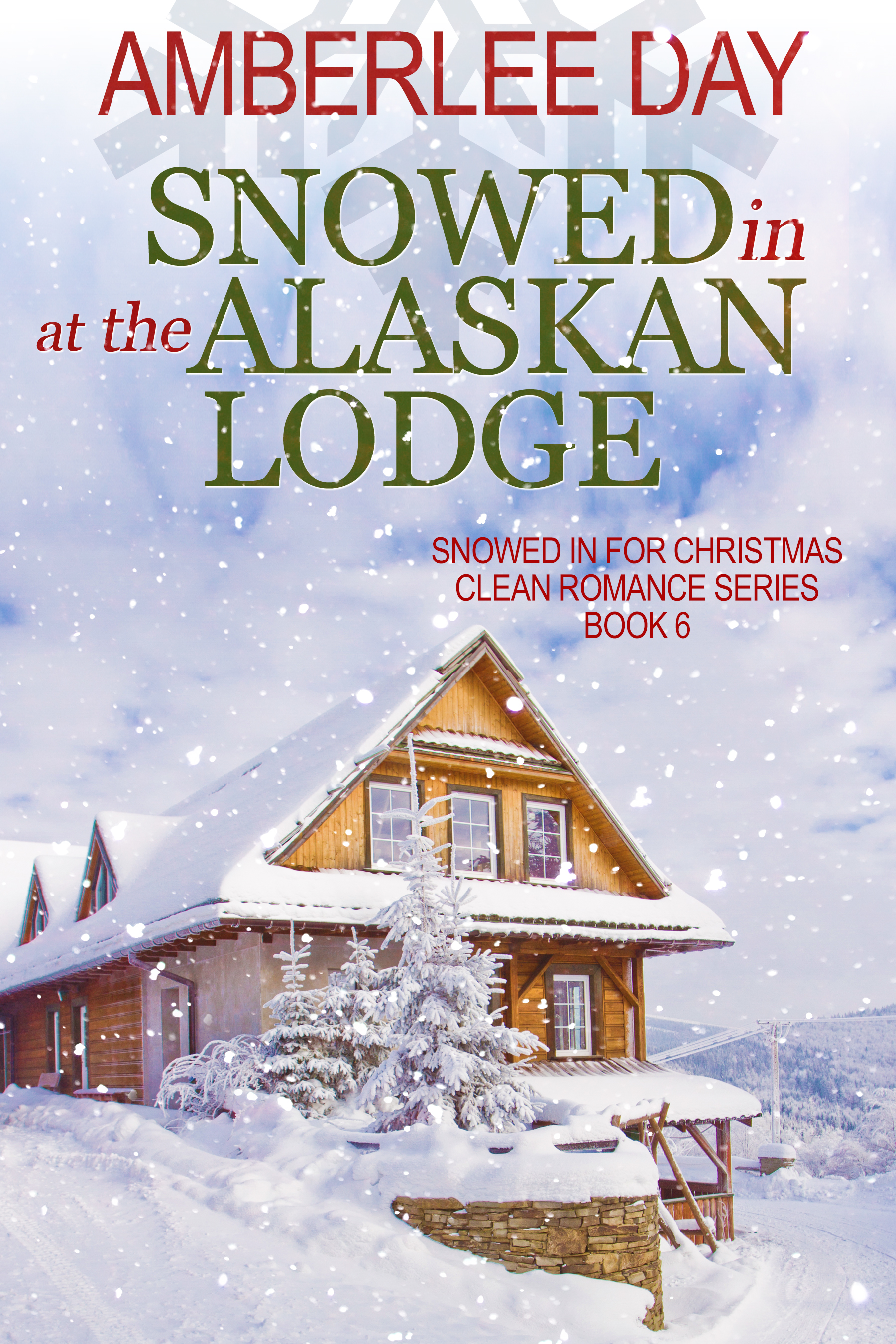 [PDF] [EPUB] Snowed In at the Alaskan Lodge Download by Amberlee Day