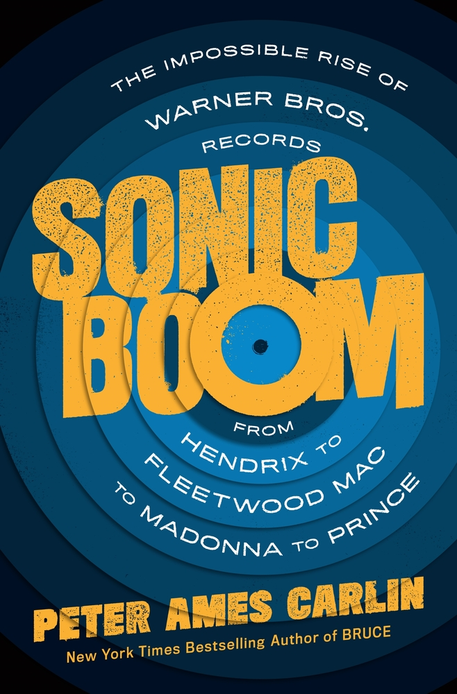 [PDF] [EPUB] Sonic Boom: The Impossible Rise of Warner Bros. Records, from Hendrix to Fleetwood Mac to Madonna to Prince Download by Peter Ames Carlin