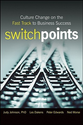 [PDF] [EPUB] Switchpoints: Culture Change on the Fast Track to Business Success Download by Judy  Johnson