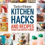 [PDF] [EPUB] Taste of Home Kitchen Hacks: 100 Hints, Tricks  Timesavers—and the Recipes to Go with Them Download
