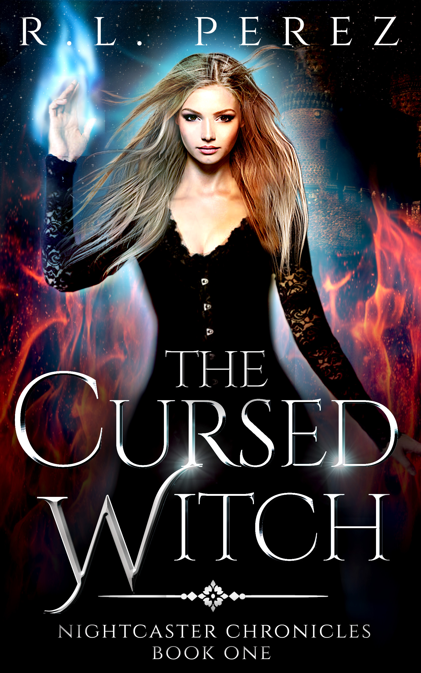 [PDF] [EPUB] The Cursed Witch (Nightcaster Chronicles, #1) Download by R.L. Perez