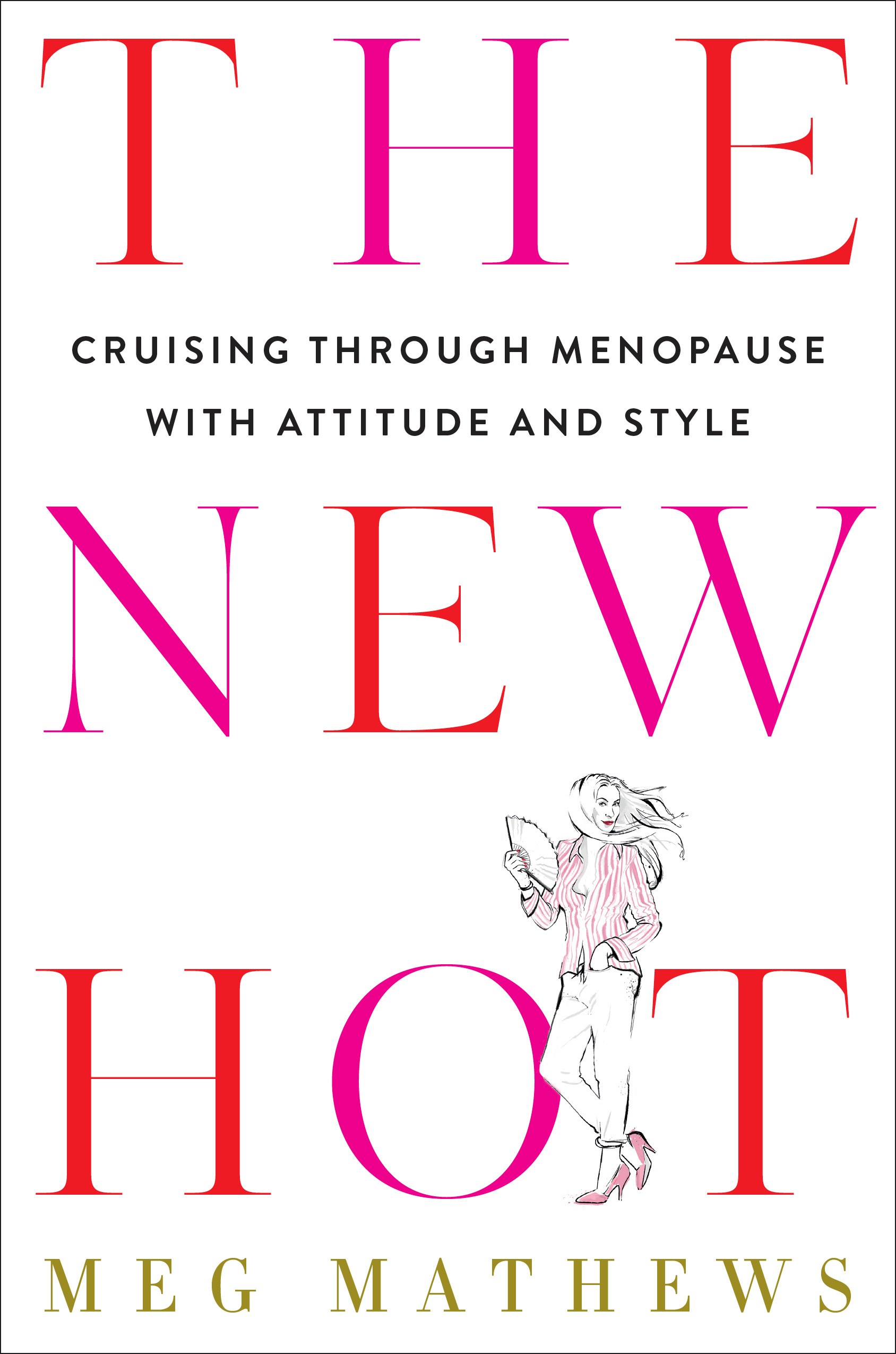 [PDF] [EPUB] The New Hot: Cruising Through Menopause with Attitude and Style Download by Meg Mathews