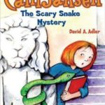 [PDF] [EPUB] The Scary Snake Mystery (Cam Jansen Adventures Series #17) Download