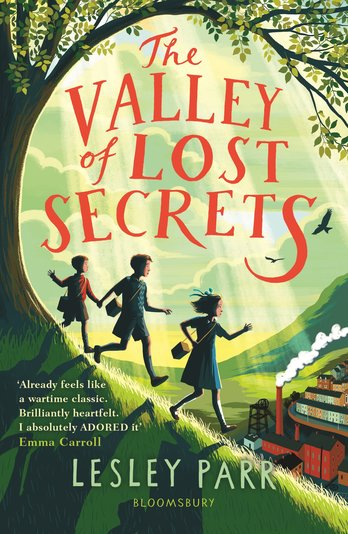 [PDF] [EPUB] The Valley of Lost Secrets Download by Lesley Parr
