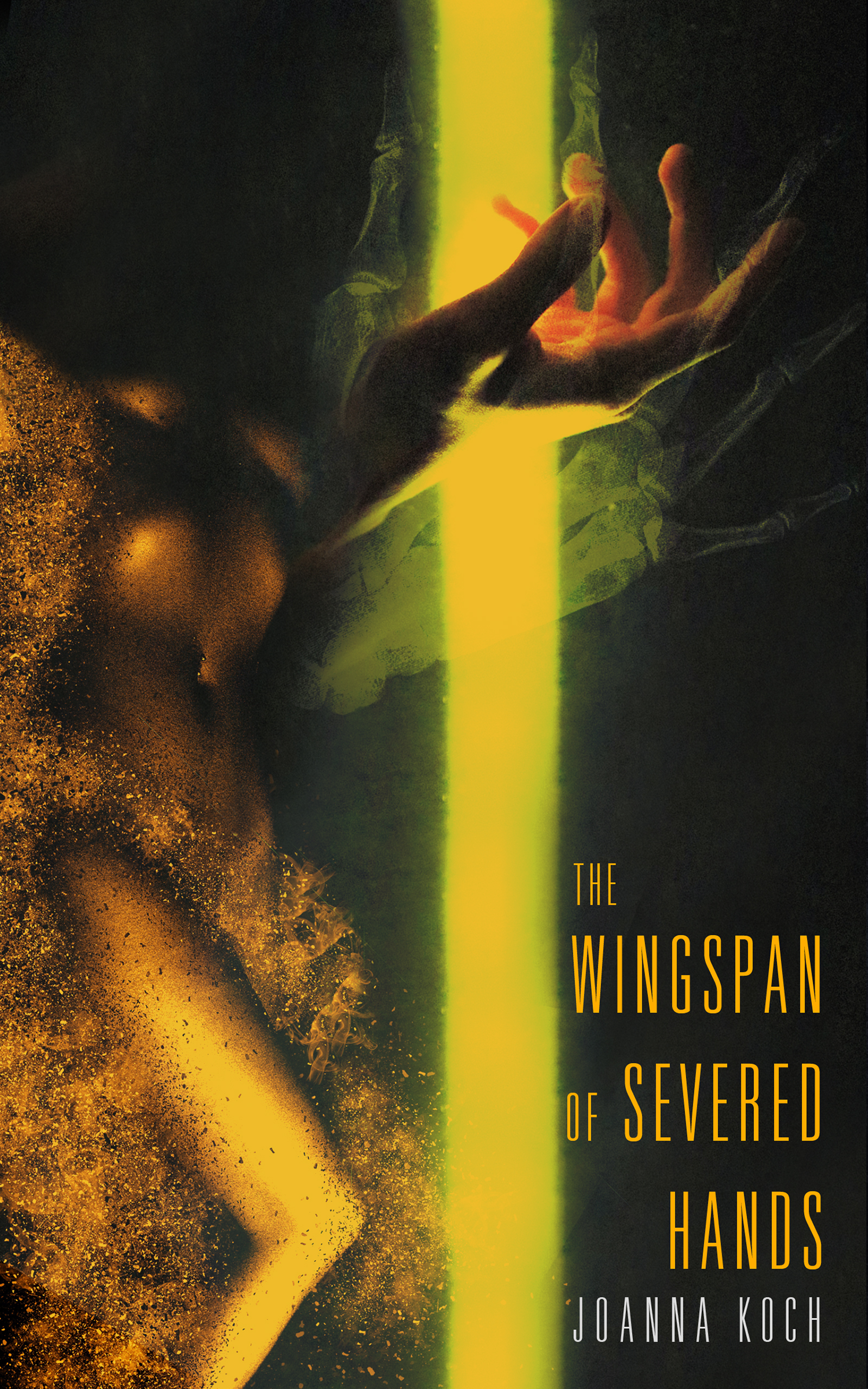 [PDF] [EPUB] The Wingspan of Severed Hands Download by Joanna Koch