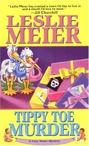 [PDF] [EPUB] Tippy Toe Murder (A Lucy Stone Mystery, #2) Download by Leslie Meier