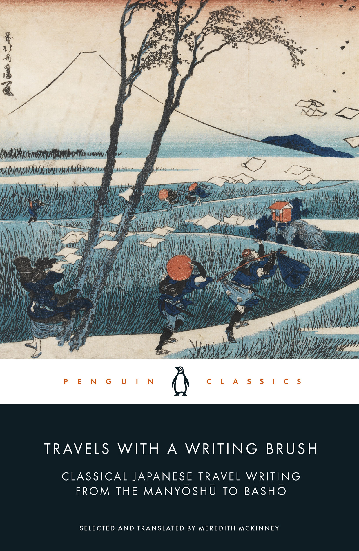 [PDF] [EPUB] Travels with a Writing Brush: Classical Japanese Travel Writing from the Manyoshu to Basho Download by Meredith McKinney