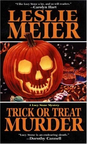 [PDF] [EPUB] Trick or Treat Murder (A Lucy Stone Mystery, #3) Download by Leslie Meier