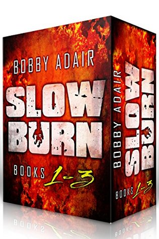[PDF] [EPUB] Zero Day   Infected   Destroyer (Slow Burn, #1-3) Download by Bobby Adair